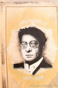 Djerbahood, artiste : YAZAN ALWANI (Liban)
