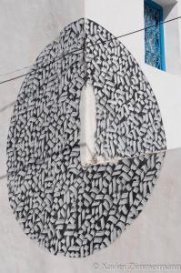 Djerbahood, artiste : SHOOF (Tunisie)