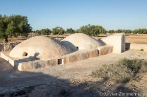 Djerba sud, mosquée sous-terraine