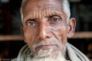 Regards du Bangladesh, couleur